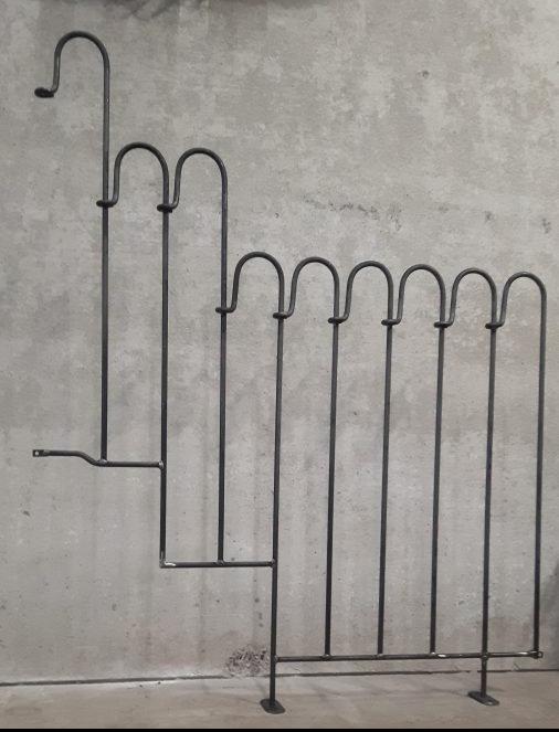 Sonder-Terrassenelemente zur Absicherung von Stufen